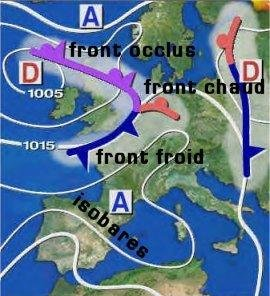 image satelite europe,
